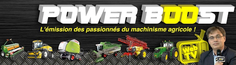 power boost machinisme agricole