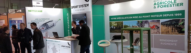 SIMA-2017 Sport System