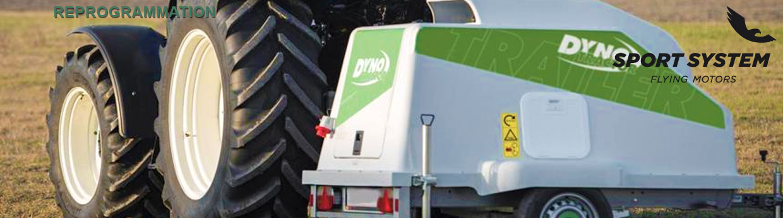 dyno tractor trailer