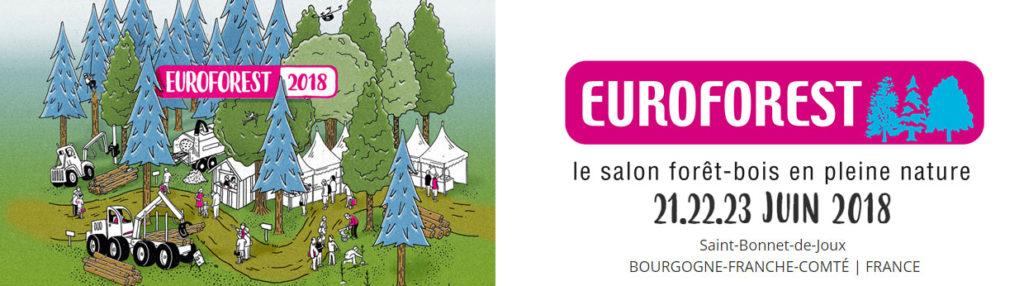 Salon euroforest 2018
