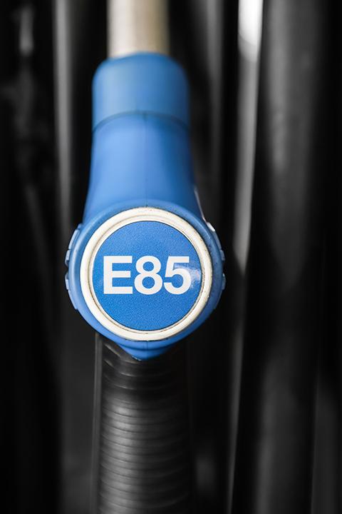 pompe e-85