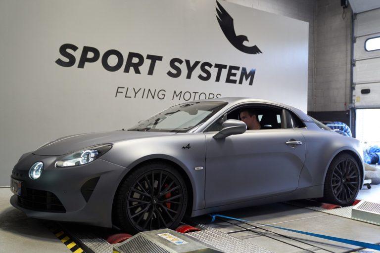 banc de puissance auto sport system